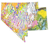 Geologic Map Great Basin